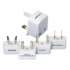 GO Travel  Worldwide Adaptor Kit