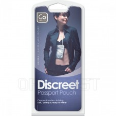 GO Travel Discreet Passport Pouch