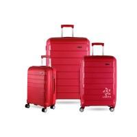 FL Gladiator Red SET de 3 PP/8W/TSA/Z-S/Exp.