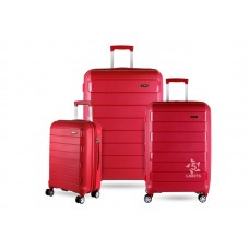 FL Gladiator Red SET de 3 PP/8W/TSA/Z-S/Exp.