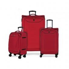 FL Izag Rojo set 3 Tela 8W/TSA/Z-S/Exp.