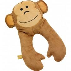 GO Travel Monkey Flat Neck Pillow