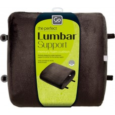 GO Travel  Memory Foam Lumbar Support