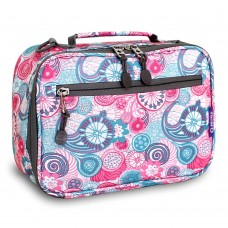 JWORLD CODEY LUNCH BAG BLUE RASPBERRY