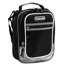 JW Cara Lunch Bag Black