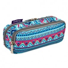 JW Jojo Pencil Case Mint Tribal