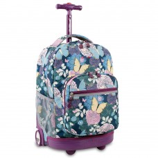 Mochila Escolar  SECRET GARDEN 18""
