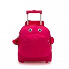 Kipling  Big Wheely Kids Bag True Pink