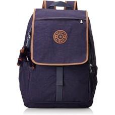 KPG Backpack Haruko Blue Tan Block