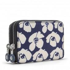 Kipling Wallet  Abra M Bold Flower