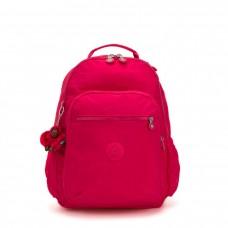 Kipling Seoul Go L Backpack True Pink