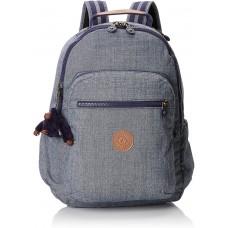 Kipling Seoul Go L Backpack Craft Navy