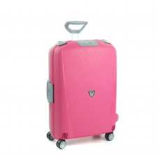 RONCATO LIGHT MALETA SPINNER 75 CM Fucsia 4W