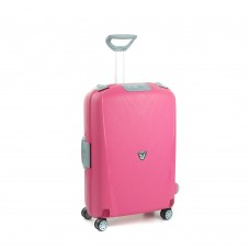 RONCATO LIGHT MALETA SPINNER 68 CM Fucsia 4W