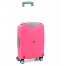 RONCATO LIGHT MALETA SPINNER 55 CM Fucsia 4W