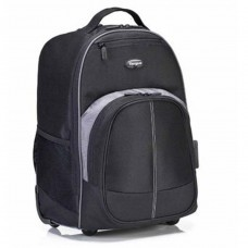 TARGUS 16 COMPACT ROLLING BACKPACK(black)