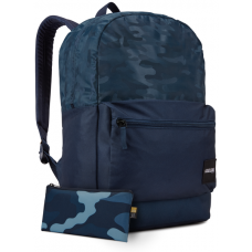 Case Logic Founder 26L Backpack Dress Blue Camo