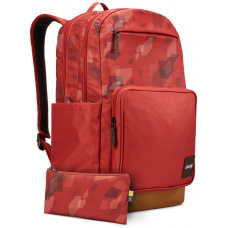 Case Logic Query Backpack 29L Brick Carbide/Cumin