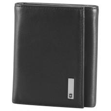 Victorinox Leather Tri-Fold Wallet