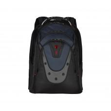 "Wenger , Ibex 17"" Laptop Backpack , Blue"